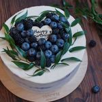 "Thumbnail №1   Торт ""Ягодное сердце"""
