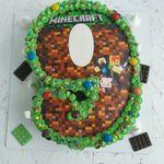 "Thumbnail №1 | Торт ""Minecraft"""