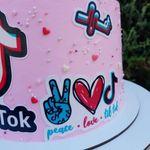 "Thumbnail №4 | Торт ""Тик Ток"""