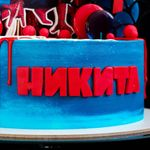 "Thumbnail №5   Торт ""Человек паук"""