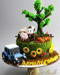 "Thumbnail №2 | Торт ""Ферма"""