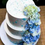 "Thumbnail №2 | Торт ""Небесный цветы"""