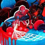 "Thumbnail №3   Торт ""Человек паук"""