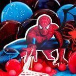 "Thumbnail №6   Торт ""Человек паук"""