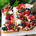 "Thumbnail №2   Торт ""Совершеннолетие"""