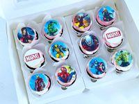"Thumbnail №2 | Набор капкейков ""Marvel"""