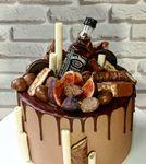"""Thumbnail №2   Торт """"Виски"""""""