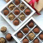 "Thumbnail №1 | Набор трюфелей ""Мега шоколад"""