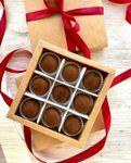 "Thumbnail №4 | Набор трюфелей ""Шоколадные"""
