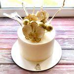 "Thumbnail №1 | Торт ""Орхидея"""