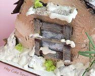"Thumbnail №7   Торт ""Домик для гнома"""