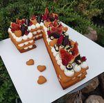 "Thumbnail №2   Торт ""Семёрка"""