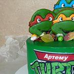 "Thumbnail №2   Торт ""Turtles"""