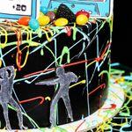 "Thumbnail №4 | Торт ""Хиты 90-х"""