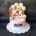 """Thumbnail №1   Торт """"Свинка Пеппа"""""""