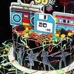 "Thumbnail №5 | Торт ""Хиты 90-х"""