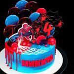 "Thumbnail №4   Торт ""Человек паук"""