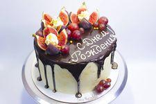 "Thumbnail №2 | Торт ""Шоколадная помадка"""