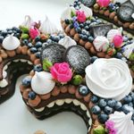 "Thumbnail №2   Торт ""Круглая дата"""