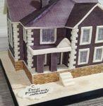 "Thumbnail №2 | Торт ""Построенный дом"""