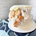 "Thumbnail №1 | Торт ""Свадебный сникерс"""