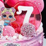 """Thumbnail №5   Торт """"Девчули LOL"""""""