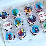 "Thumbnail №1 | Набор капкейков ""Marvel"""
