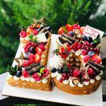 "Thumbnail №1   Торт ""Совершеннолетие"""
