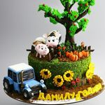 "Thumbnail №1 | Торт ""Ферма"""