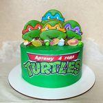 "Thumbnail №1   Торт ""Turtles"""