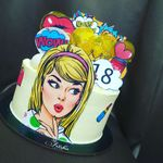 "Thumbnail №2   Торт ""Мои 18"""