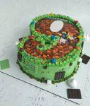 "Thumbnail №2 | Торт ""Minecraft"""