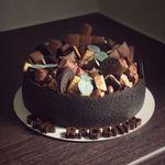 Thumbnail №1 | Чизкейк «Чёрный шоколад»