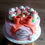 "Thumbnail №1 | Торт ""Очаровашка"""