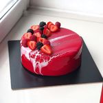 "Thumbnail №1 | Торт ""Красное море"""