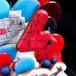 "Thumbnail №4 | Торт ""В сетях Спайдермена"""