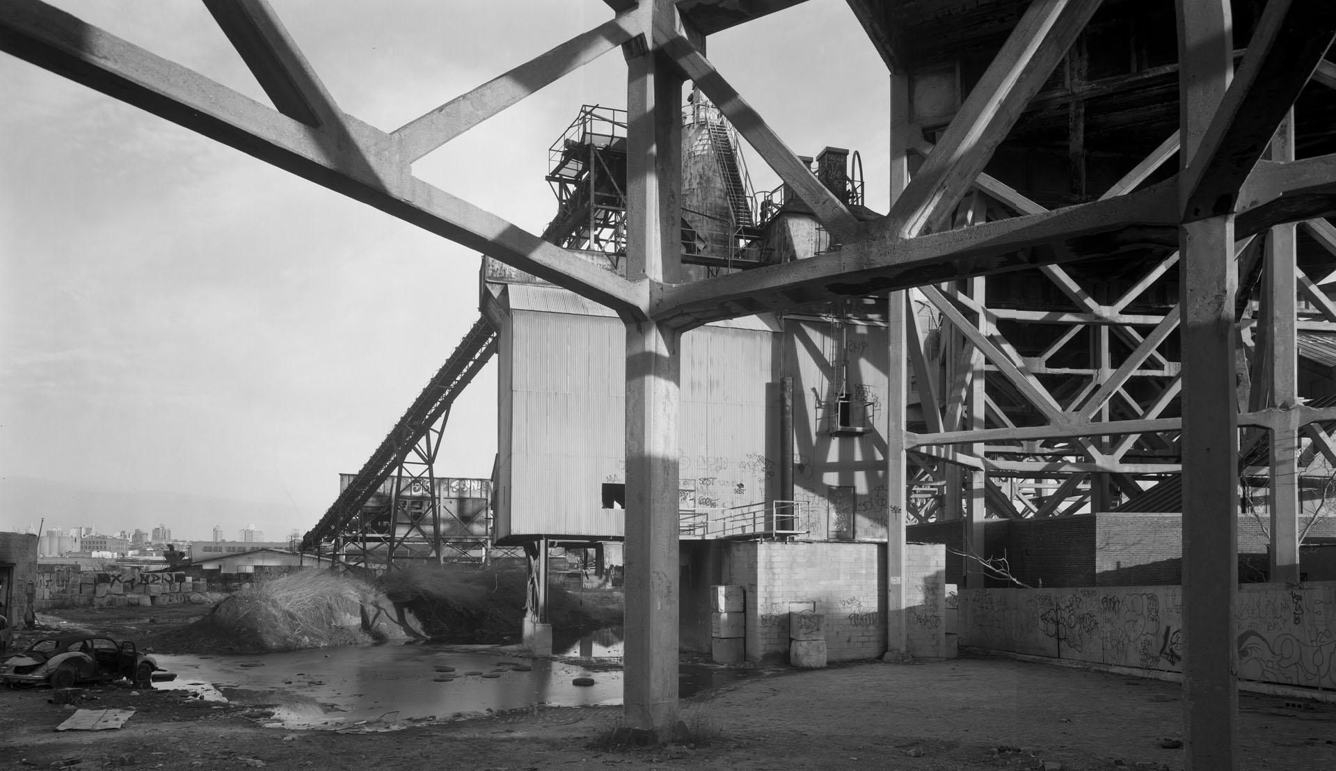 Gowanus Cement Plant