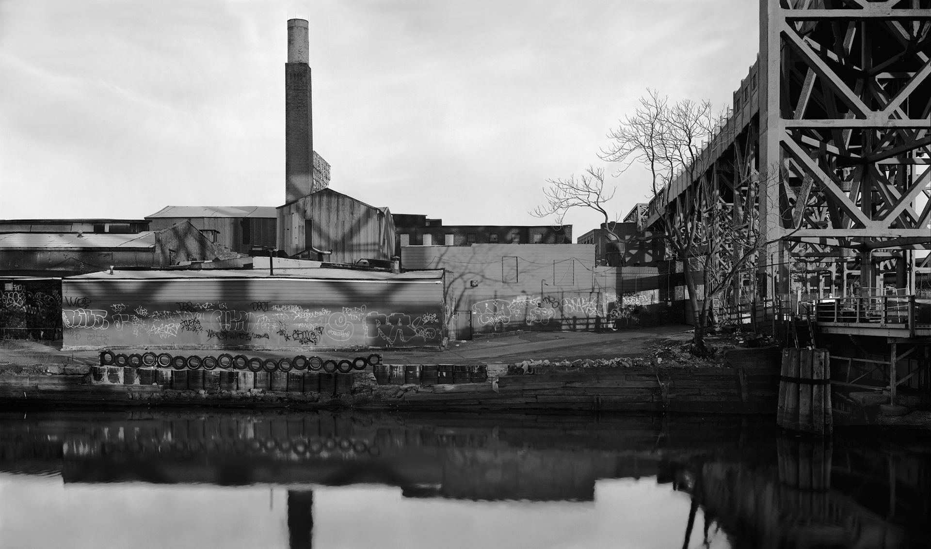 Gowanus Chimney and Viaduct