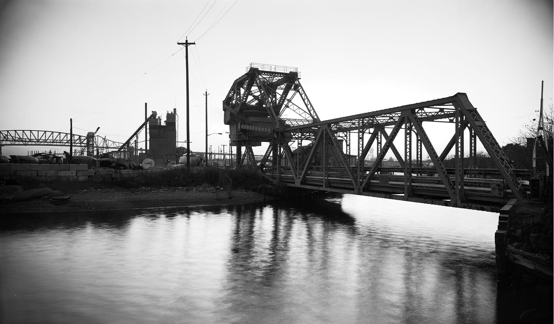 Linden Bridge dusk