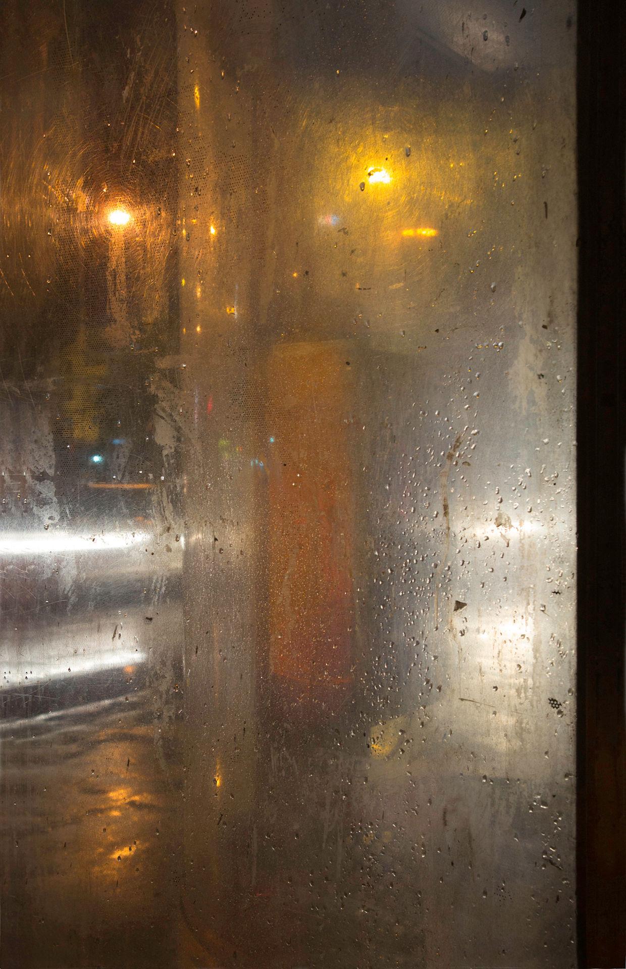 Phone in Rain, Victory Square
