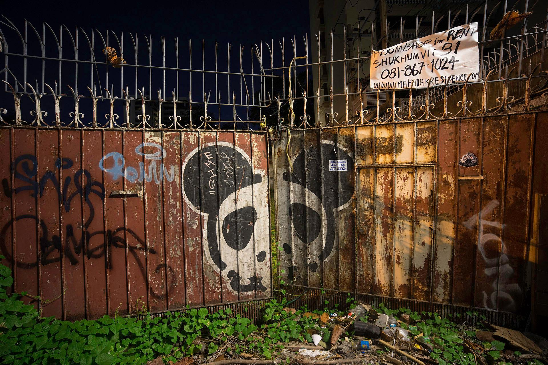 Mouse Skull, Soi Phom Chit