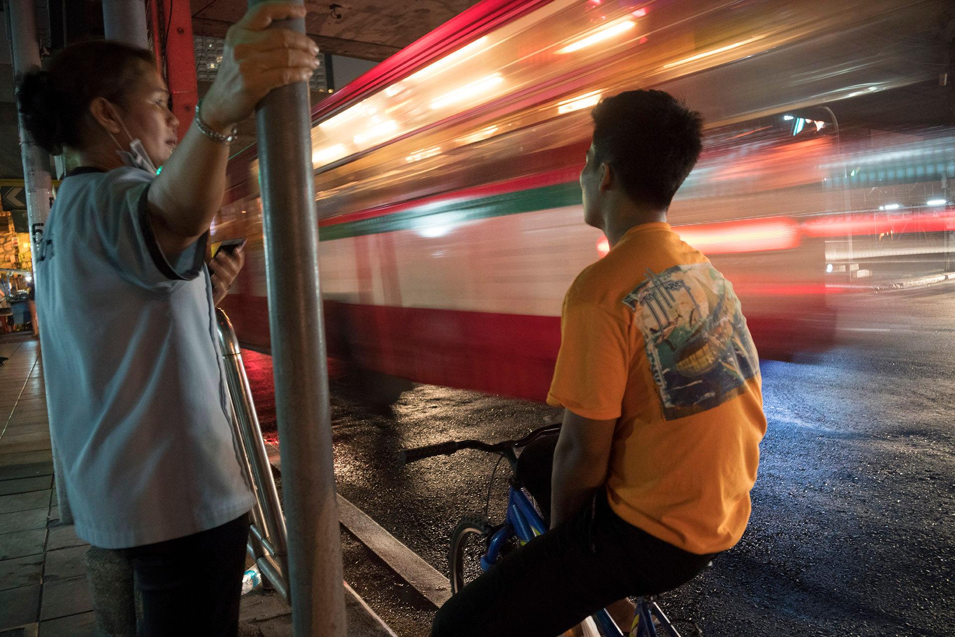 Orange Shirt Charoen Krung