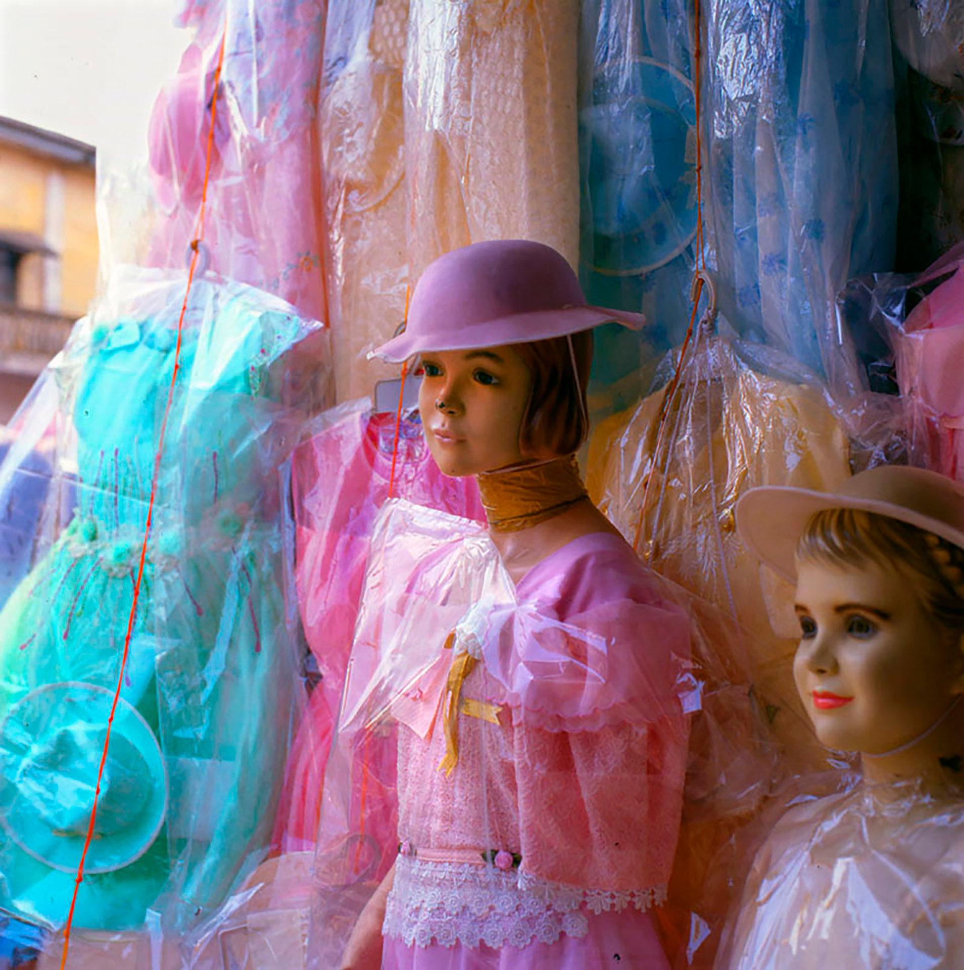 Pink Mannequins