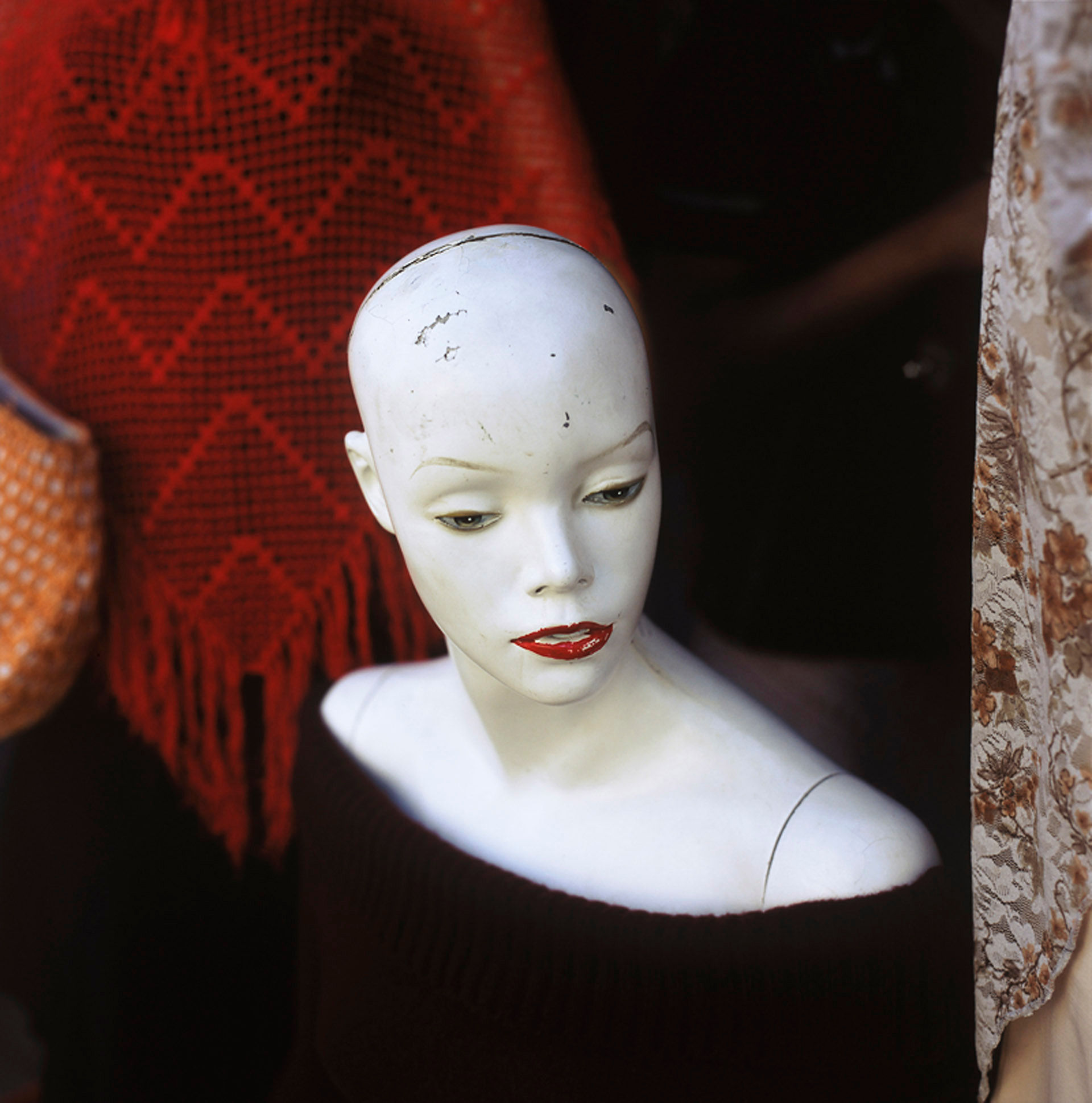 White Face Mannequin Addis Ababa