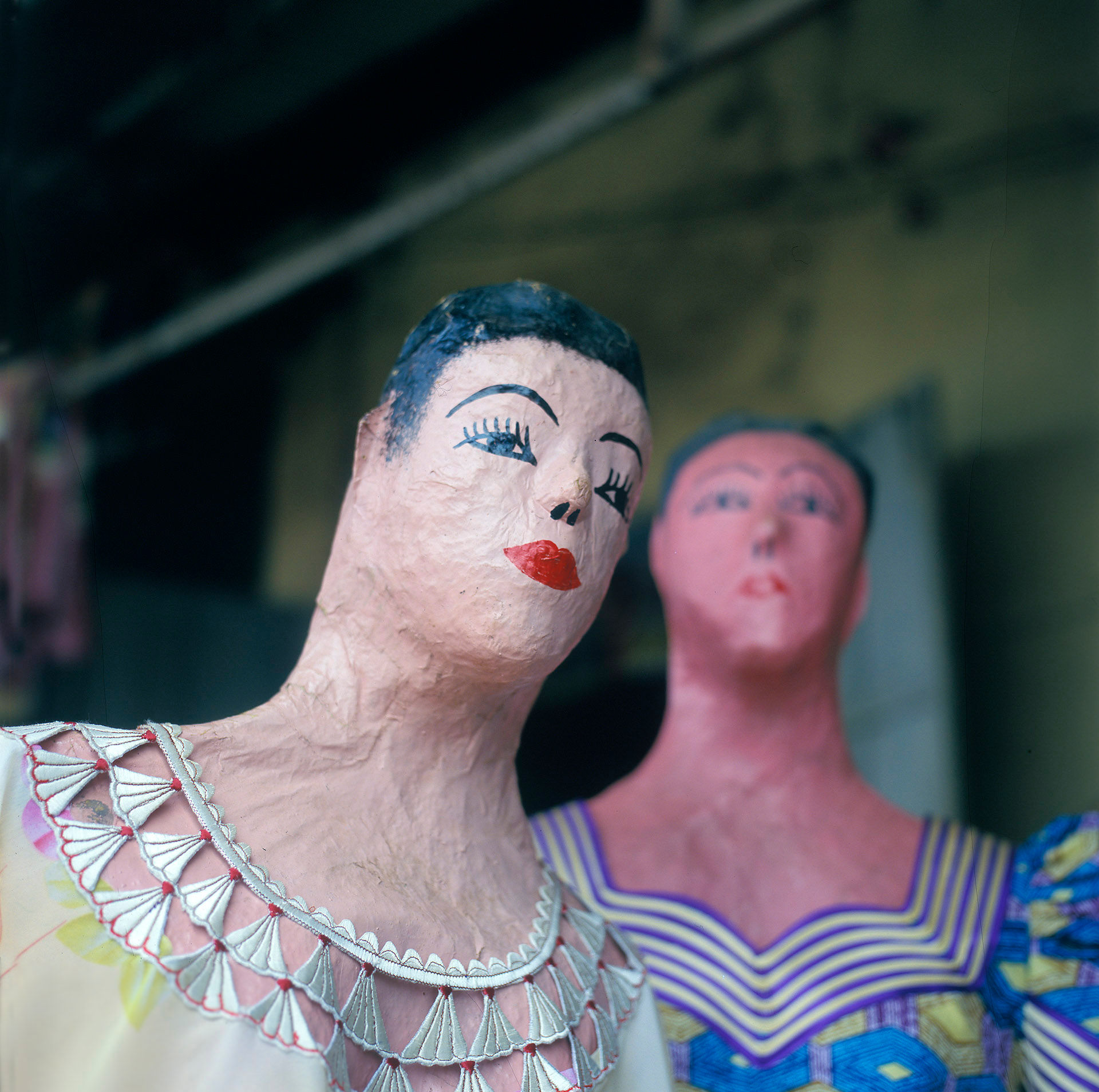 Yaounde Double Mannequins