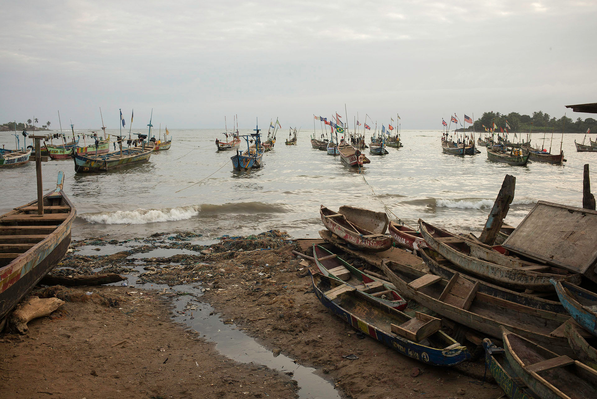 Fishing Fleet, Axim