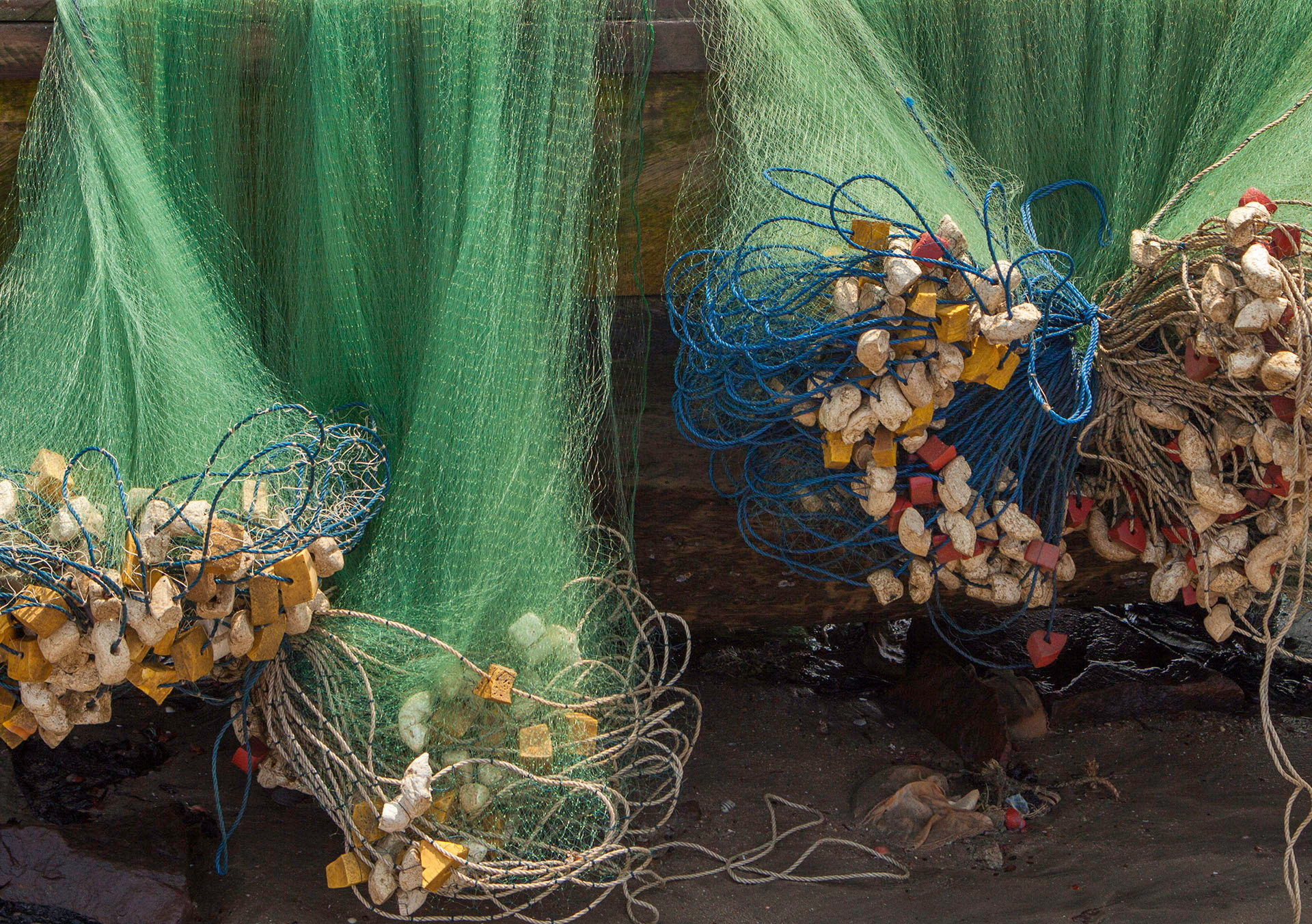 Fishing Nets, Elmina