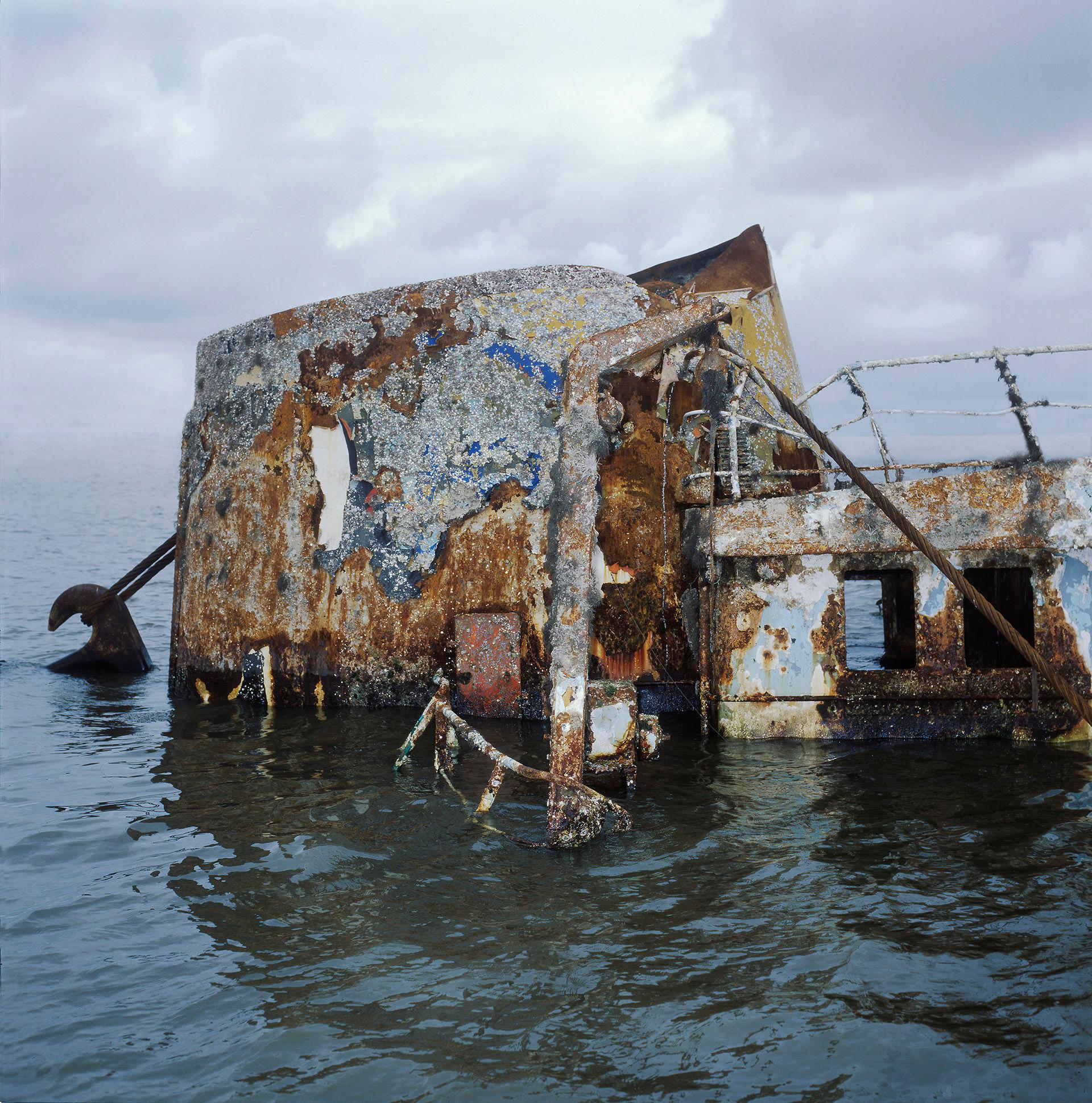 Blue Wreck #1, Lagos