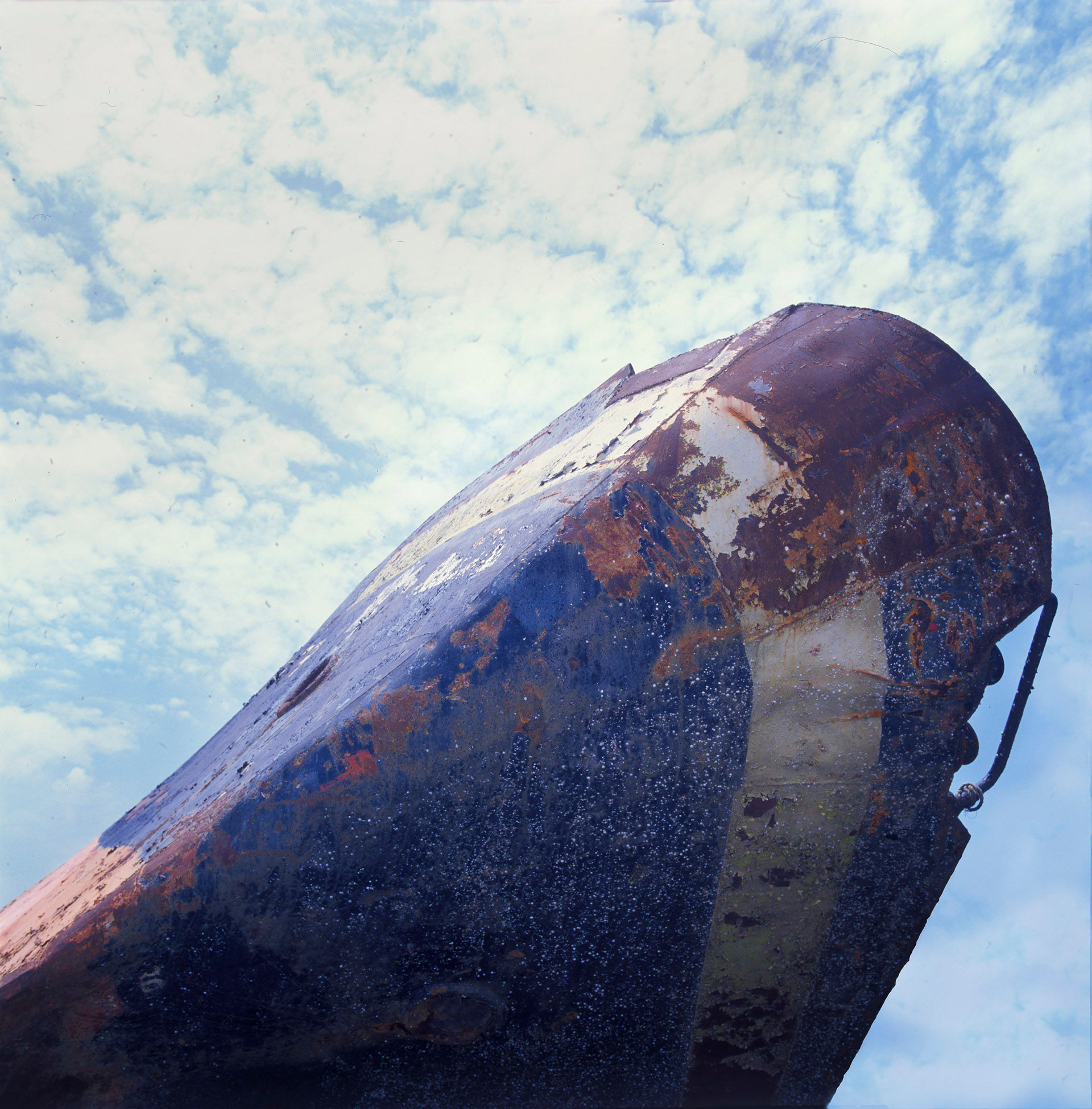 Listing Blue Wreck, Lagos