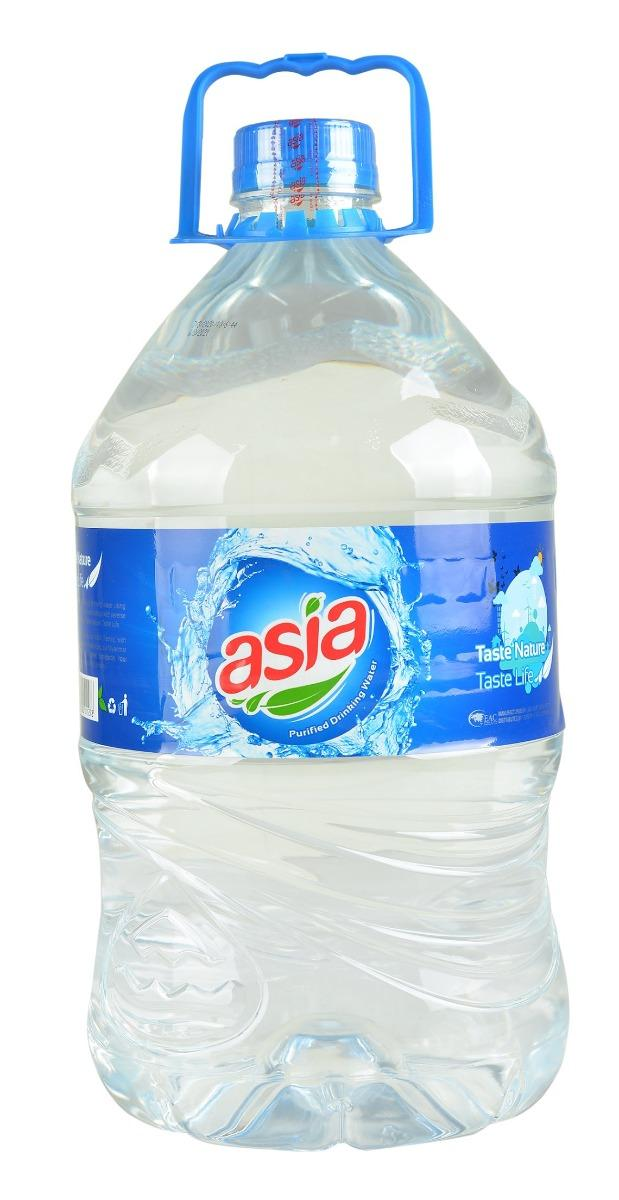 Asia Water (5L)